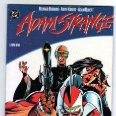 Cómics: ADAM STRANGE- DC- LIBRO 1 - ZINCO- IMPECABLE. Lote 62166548