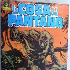 Cómics: COMIC LA COSA DEL PANTANO. NÚMEROS DEL 1 AL 5. MARTIN PASKO.. Lote 122875876