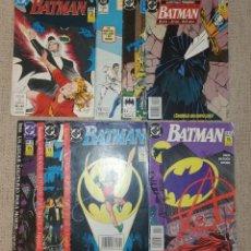 Cómics: BATMAN VOL. 2 (EDICIONES ZINCO) LOTE DE CÓMICS (DC). Lote 63325996