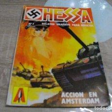 Cómics: COMICS HESSA Nº 7 EL DE LAS FOTOS - VER TODOS MIS LOTES DE TEBEOS. Lote 63632387