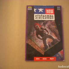 Cómics: NEW STATESMEN 5 DE 5, EDITORIAL ZINCO. Lote 63769795