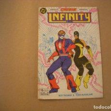 Cómics: INFINTY Nº 18, EDITORIAL ZINCO. Lote 63899227