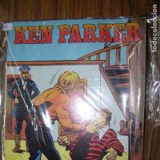 Cómics: KEN PARKER CAZA EN EL MAR Nº9 AÑO 1982 EN PERFECTO ESTADO. Lote 64038659