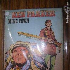 Cómics: KEN PARKER MINE TOWN Nº2 AÑO 1982 EN PERFECTO ESTADO. Lote 64038963