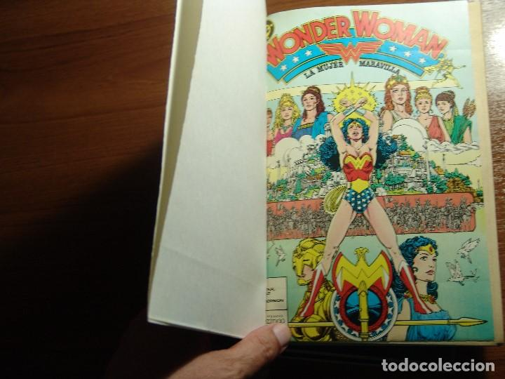 WONDER WOMAN DE DC EDITORIAL ZINCO COMPLETA 38 COMICS (Tebeos y Comics - Zinco - Liga de la Justicia)