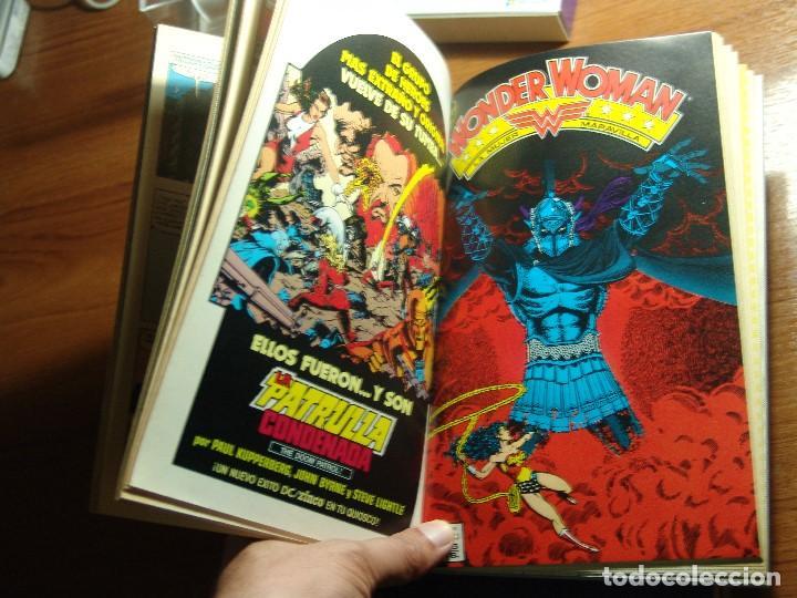 Cómics: Wonder Woman de DC editorial Zinco COMPLETA 38 comics - Foto 3 - 64053091