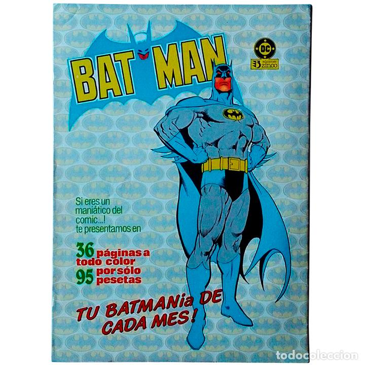 Cómics: Nuevos Titanes Vol 1 Nº 1 / DC / Zinco 1984 (Marv Wolfman & George Perez) - Foto 2 - 55898878