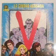 Comics: COMICS V - SERIE LOS VISITANTES, NÚMERO 1 Y 2. EDICIONES ZINCO.. Lote 146184198