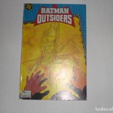 Comics : BATMAN OUTSIDERS Nº 13 (RETAPADO). Lote 64190811