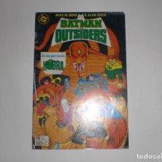 Comics : BATMAN OUTSIDERS Nº 19 (RETAPADO). Lote 64190839