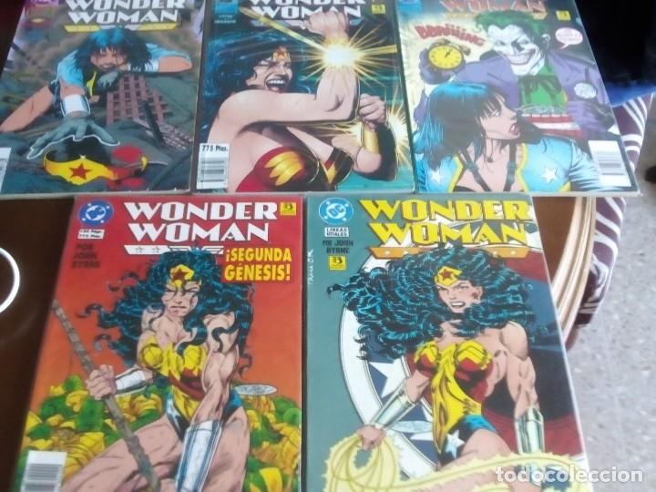WONDER WOMAN 5 TOMOS COMPLETA L2P4 (Tebeos y Comics - Zinco - Otros)