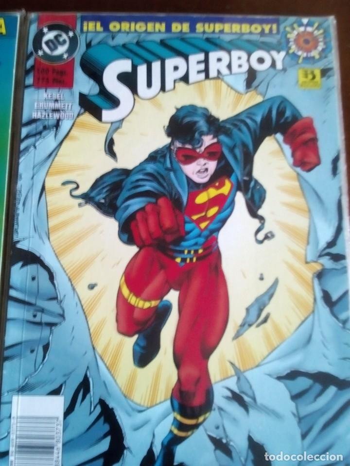 Cómics: SUPERBOY 2 TOMOS COMPLETA L2P4 - Foto 3 - 64337599