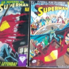 Cómics: SUPERMAN 2 TOMOS BUSCADISIMOS L2P4. Lote 64337695