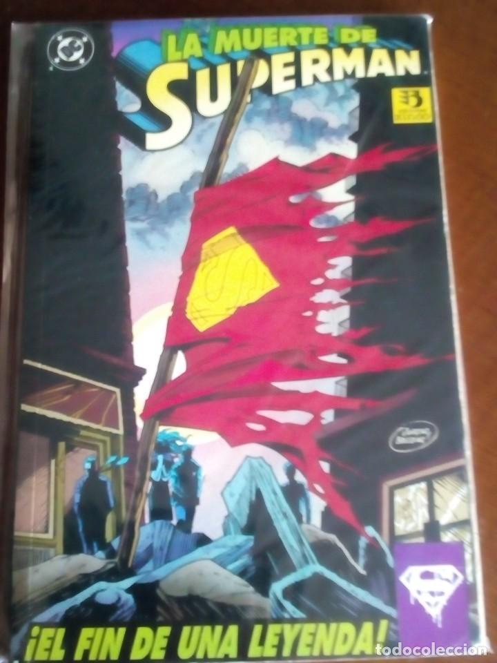 Cómics: SUPERMAN 2 TOMOS BUSCADISIMOS L2P4 - Foto 2 - 64337695