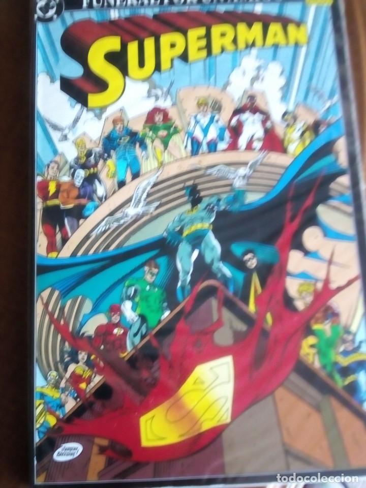 Cómics: SUPERMAN 2 TOMOS BUSCADISIMOS L2P4 - Foto 3 - 64337695