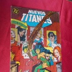 Comics : LOS NUEVOS TITANES. Nº 43. EDICIONES ZINCO.. Lote 64386067
