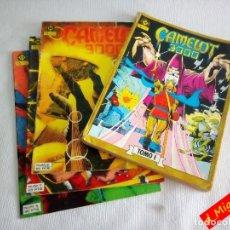 Cómics: CAMELOT 3000 - LOTE 1 TOMO RECOPILATÓRIO MÁS 3 NÚMEROS SUELTOS. Lote 55130499