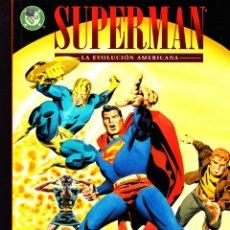 Cómics: SUPERMAN: LA EVOLUCION AMERICANA. NORMA EDITORIAL. Lote 64799107