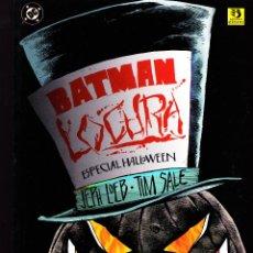 Cómics: BATMAN. LOCURA. ESPECIAL HALLOWEN. NORMA EDITORIAL. Lote 64799659