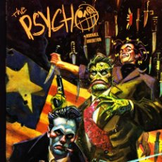 Cómics: THE PSYCHO. TOMOS 1, 2 Y 3. COMPLETA. DC COMICS. EDITORIAL ZINCO. Lote 64801255