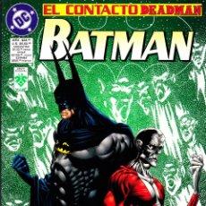 Cómics: BATMAN. EL CONTACTO DEADMAN. PRESTIGIO GRUPO EDITORIAL VID. Lote 64805143