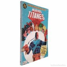 Cómics: NUEVOS TITANES / RETAPADO 9 (CONTIENE LOS NºS 41 A 44) DC / ZINCO1987 (MARV WOLFMAN & GEORGE PEREZ). Lote 52934404
