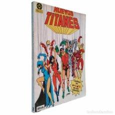 Cómics: NUEVOS TITANES / RETAPADO 2 (CONTIENE LOS NºS 6 A 10) DC / ZINCO1984 (MARV WOLFMAN & GEORGE PEREZ). Lote 52936150