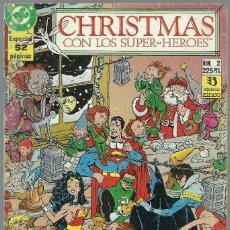 Cómics: CHRISTMAS CON LOS SUPER-HEROES Nº 2 - ESPECIAL 52 PAGINAS - EDICIONES ZINCO. Lote 66808414