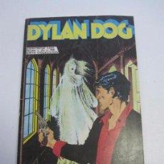 Cómics: DYLAN DOG Nº 2 CON LOS NºS 4, 5 Y 6. 275 PTS ZINCO RETAPADO C76. Lote 67285185