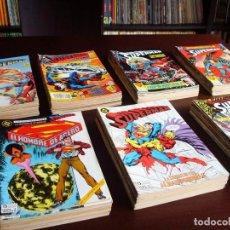 Cómics: SUPERMAN VOL.2 Nº 1 AL 123 COLECCIÓN COMPLETA + TOMO VARIOS ESPECIALES (1987 A 1996). Lote 67295033