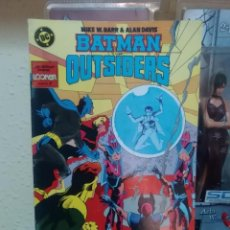 Cómics: BATMAN Y LOS OUTSIDERS - NÚMERO 22 - VOLUMEN 1 - VOL 1 - DC COMICS - ZINCO. Lote 68036773