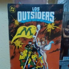Cómics: BATMAN Y LOS OUTSIDERS - NÚMERO 25 - VOLUMEN 1 - VOL 1 - DC COMICS - ZINCO. Lote 68036857