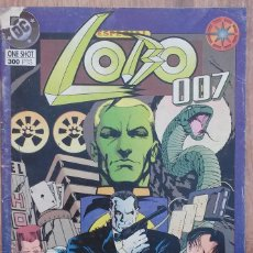 Lobo 007 One shot DC Ediciciones Zinco 1995 (color)