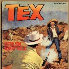 Cómics: TEX Nº 5 CITA EN BOOT HILL - EDICIONES ZINCO 1983. Lote 68889349