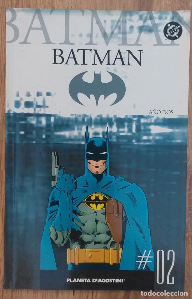 BATMAN # 02 PLANETA DE AGOSTINI 2005 (Tebeos y Comics - Zinco - Batman)