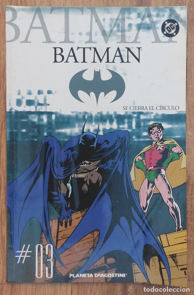 BATMAN # 03 PLANETA DE AGOSTINI 2005 (Tebeos y Comics - Zinco - Batman)
