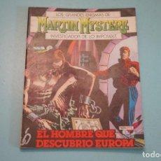 Cómics: CÓMIC DE MARTIN MYSTERE AÑO 1982 Nº 7 DE EDICIONES ZINCO S.A. LOTE 24. Lote 69678529