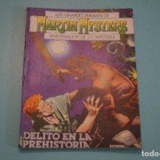 Cómics: CÓMIC DE MARTIN MYSTERE AÑO 1982 Nº 6 DE EDICIONES ZINCO S.A. LOTE 24. Lote 69678549
