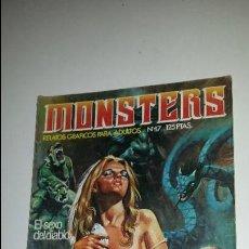 Cómics: MONSTERS (RELATOS PARA ADULTOS) Nº 17. Lote 69726809