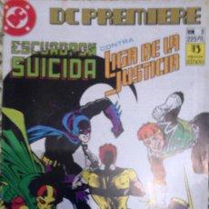 Cómics: ESCUADRÓN SUICIDA CONTRA LIGA DE LA JUSTICIA. DC PREMIERE. Nº 3.. Lote 69798585