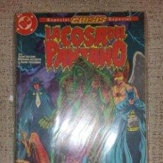 Cómics: DC CÓMICS - LA COSA DEL PANTANO SERIE 4 RETAPADO NÚMEROS 9 AL 12 (EDICIONES ZINCO). Lote 70030657