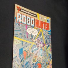 Comics: ROBO HUNTER - Nº 2 - ZINCO - . Lote 70443853