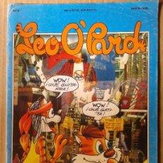 Cómics: LEO O'PARD Nº2, DE EDICIONES ZINCO. . Lote 70577357