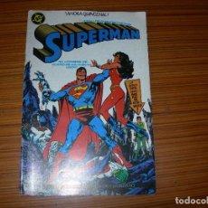 Comics : SUPERMAN Nº 7 EDITA ZINCO . Lote 71481479