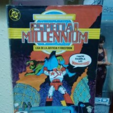 Cómics: MILLENIUM - NUMERO 1 - DC COMICS - ZINCO - MANHUNTER - LIGA JUSTICIA. Lote 71557819