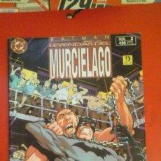 Cómics: BATMAN LEYENDAS DEL MURCIÉLAGO Nº 2. Lote 71778139