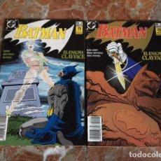 Cómics: BATMAN SAGA ENIGMA CLAYFACE - 2 DE 2 - ZINCO. Lote 72031203