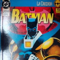 Cómics: BATMAN : LA CRUZADA PACK COLECCIÓN COMPLETA DE 3 CÓMICS EDICIONES ZINCO. Lote 72213891