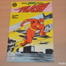 Cómics: EL NUEVO FLASH - Nº 1 - DC - EDICIONES ZINCO - 1987 - POR BARON, GUICE Y MAHLSTEDT. Lote 72749135