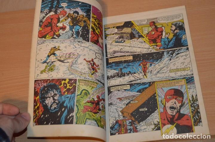 Cómics: EL NUEVO FLASH - Nº 1 - DC - EDICIONES ZINCO - 1987 - POR BARON, GUICE Y MAHLSTEDT - Foto 4 - 72749135